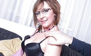 Mischievous Housewife Drilling And Deepthroating In Point Of View Style
