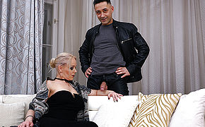 Blonde Mom Miss Loly Loves A Good Hard Cock