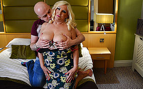 Horny British Milf Sucks And Fucks Her Lover