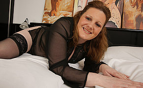 Ultra-cute Milf Wife Loves Her Thick Toy