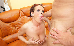 Crazy Superslut Gets Slammed With Cream And Dumps