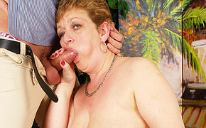 Alurring Hubby Makes Her Beau Nasty