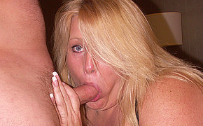 Marvellous Wife Has Her Gullet Crammed With Jizm